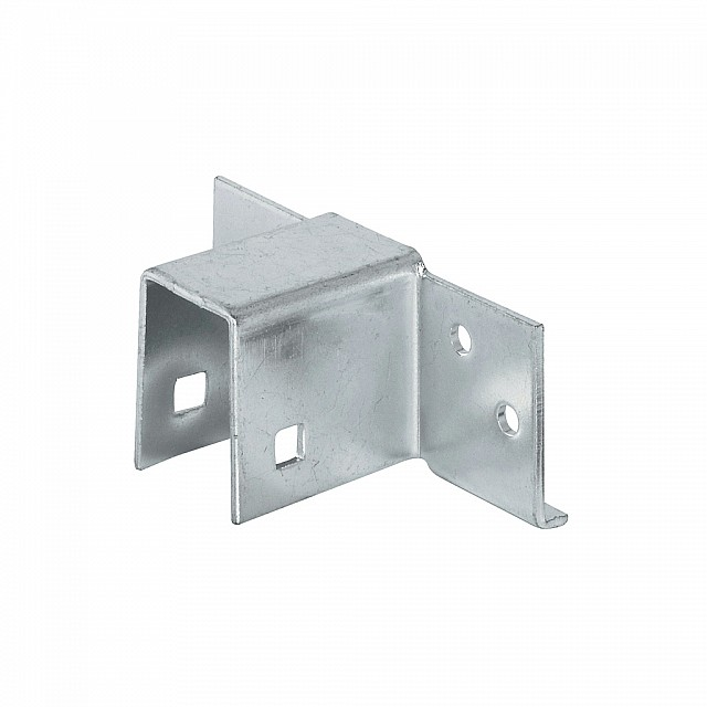 BED PLINTH CONNECTOR 88x40 / 23mm